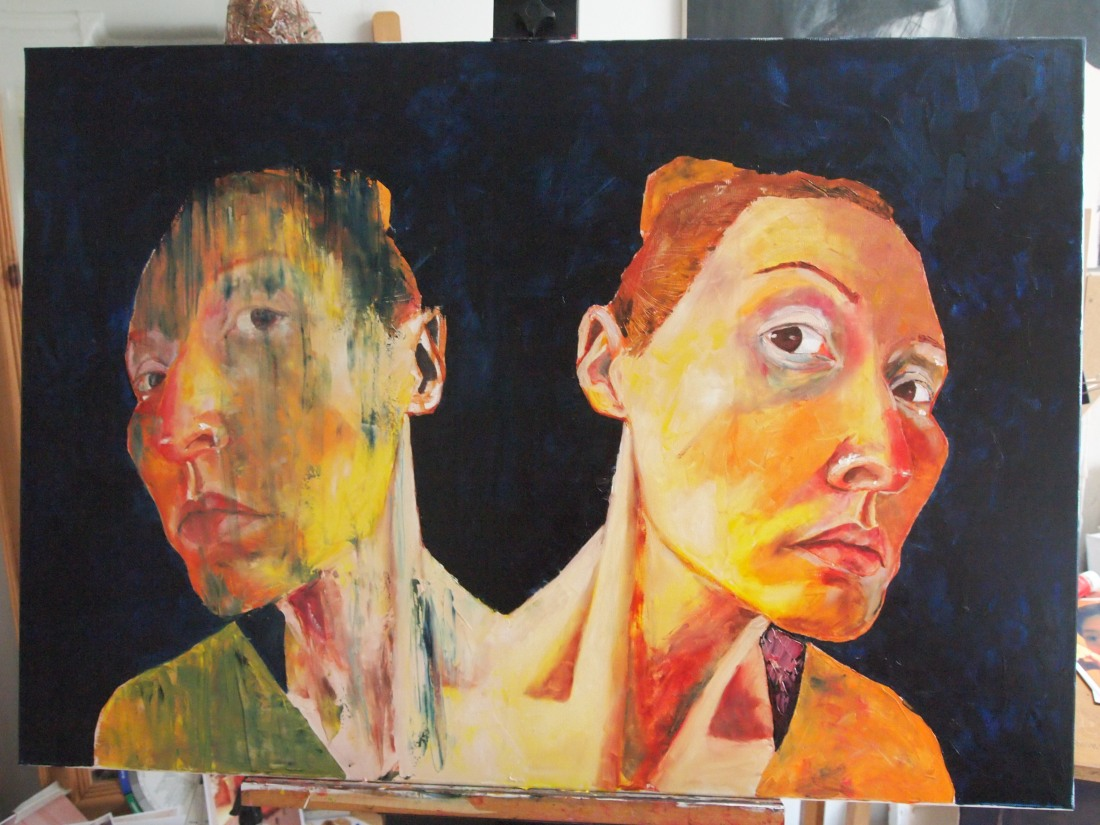 Migraine portrait